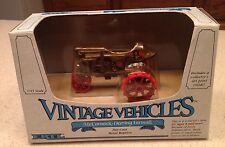 ERTL Vintage Vehicle NIB diecast 1987 Vintage Vehicles McCormick Deering Farmall