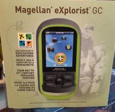 Magellan eXplorist GC Handheld Geocaching GPS ( New)