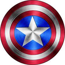 Captain America Shield Logo Comic Superhero Vinyl Decal Sticker Buy2Get3rdFree