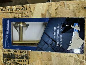 NEW Gatco Solid Brass Tissue Holder #4233