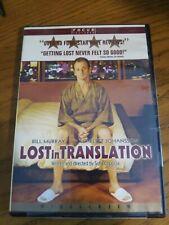Lost in Translation [New Dvd] Widescreen Sealed Shelf 62