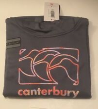 Canterbury Vaposhield Fleece OH Hoody E753857 Grisalle. Sz 10y