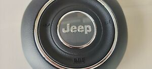 JEEP COMPASS  2018 2019 2020 Plastic for driver wheel  airbag , oem