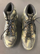 Radii McKinley Camo Camoflage High Top Sneaker Sz 12 FM1075 rare hard to find