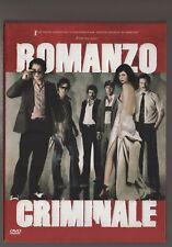 ROMANZO CRIMINALE  Michele PLACIDO     Anna MOUGLALIS  COFFRET  2 DVD ZONE 2