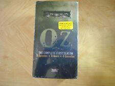 """OZ"" Season 1, HBO Series,The Complete First Season.."