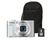 Cámara - Canon PowerShot SX620 HS, 20.2mp, 25x zoom, Wi-Fi, NFC, Blanco