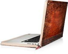 Twelve South Rutledge BookBook for MacBook | Artisan leather book case for 13...