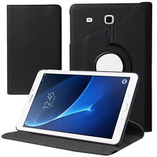 "Etui Housse Rotatif 360° Rotation NOIR Samsung Galaxy Tab A6 7.0"" SM-T280NZKAXEF"