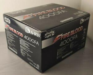 Shimano Fireblood 4000 mit OVP TOP Zustand