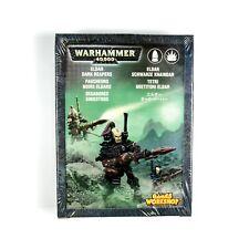 Warhammer 40k Eldar - Dark Reapers with Exarch (Metal) (BNIB) (Sealed)