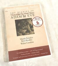 The Diaries of Adam and Eve: Translated by Mark Twain Unabridged Audiobook 2 CDs