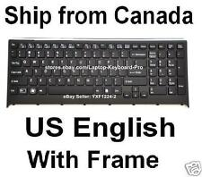 SONY PCG-81312L PCG-81311L PCG-81411L Keyboard - US English - With Frame