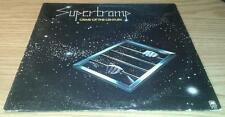 Supertramp Crime Of The Century 1974 1st Pressing Stereo Vinyl VG/EX Jacket VG
