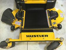 Hustler Mower Raptor & Raptor SD Rubber Floor Mat