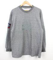 Umbro Training Vintage 90s Mens Crew Neck Big Logo Spell Out Sweatshirt Size L