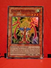 Carte Yu-Gi-Oh ! Garçon Excentrique  DP09-FR014 neuve