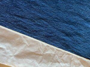 "Vintage Workwear Denim Cone Mills White Oak Denim 28"" W Selvedges Indigo Fabric"