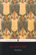 Saint Joan(Paperback Book)Bernard Shaw-Penguin-UK-2003-Good