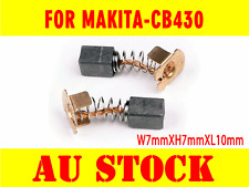 Carbon Brushes For Makita 6217D 6343DWDE BGA452 8433D BHR200 BJV180 Drill AU