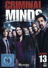 Criminal Minds - Die komplette 13. Staffel                           | DVD | 444