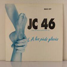 """JC 46 – L.A. Les Pieds Glacés (Vinyl, 12"""", MAXI 33 TOURS)"""