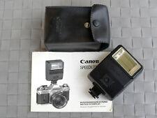 ✅ Ottimo flash CANON Speedlite 155A - F1 A1 AE1 program AT1 EF T70 T80 T90