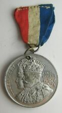 Great Britain_King George V & Queen Mary coronation medal_1911