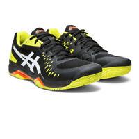 Asics Mens Gel-Challenger 12 Tennis Shoes Black Sports Breathable Lightweight