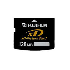Olympus or Fuji xD 128MB Memory Card xD-Picture Card for Old Camera