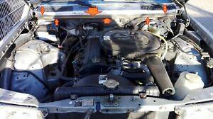 Mercedes W123 - Limousinen-Motorraum Schutz Dichtung-Stirnwand Gummi