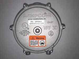IMPCO VFF30-2 Propane Vacuum Fuel Lock-Off Valve Forklift LP w/ Silicone (UL)