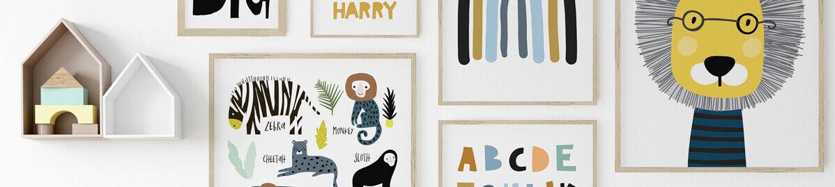 The Kids Print Store
