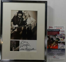 SIGNED GARY ROSSINGTON AUTOGRAPHED PHOTO CARD CERTIFIED AUTHENTIC JSA # GG83189