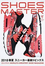 SHOES MASTER Magazine Vol.29 2018 SPRING/SUMMER,NIKE adidas, NEW , In Stock