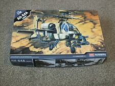 MODEL HELICOPTER Academy AH-64A(MISP) Apache Longbow 1:48 SCALE