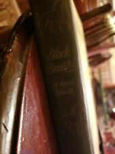 1946 BLACK BEAUTY Anna Sewell Wesley Dennis HB Rainbow Classic Illustrated 1st P