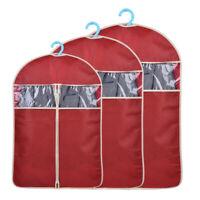 Clothes Garment Suit Dress Shirt Dust Cover Bag Dustproof Storage Coat Protector