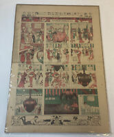 June 21, 1925 full page newspaper cartoon ~ LITTLE NEMO Land Wonderful Dreams