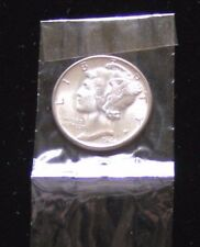 1944-P 10C Mercury Dime 10 Cents BU Private Seller Unciculated Silver White