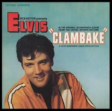 ELVIS PRESLEY - CLAMBAKE D/Remastered 60's SOUNDTRACK CD *NEW*