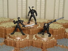 Ninjas of the Northern Wind - Heroscape - Thora's Vengeance- Free Ship Available