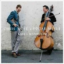 Bass & Mandolin 0075597953831 by Chris Thile CD