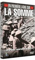 En Première Ligne sur la Somme, Le 1er Caméraman de Guerre DVD NEUF SOUS BLISTER