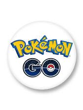 "Pin Button Badge Ø25mm 1"" Logo Pokémon GO Pokédex"