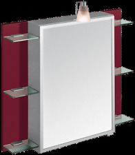 Villeroy & boch sentique a300g8dk  mirror cabinet/light 800 X 750 mm rrp £1300
