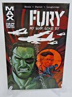 Nick Fury MAX My War Gone By Volume 2 Marvel Comics TPB Trade Paperback New