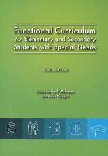 Functional Curriculum for Elementary and Secondary Students with Special Needs …