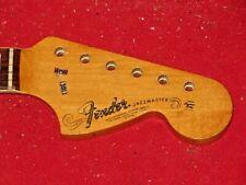 Fender 1966 Veneer Rosewood Jazzmaster Neck