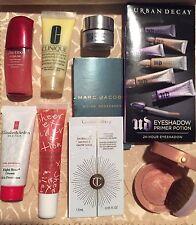 Charlotte Tilbury Shiseido Clinique UD FULL SIZE Prescriptives 10 Pc Sample Lot!